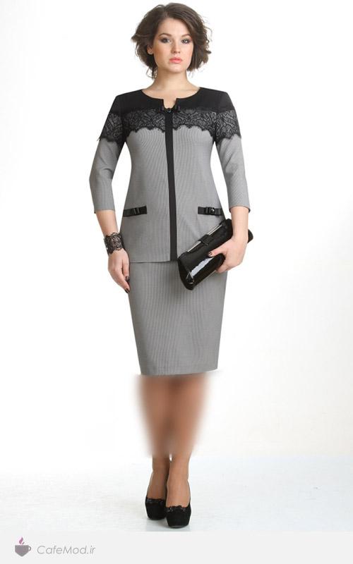 سری سوم مدل لباس های مجلسی و مدل کت و دامن مجلسی زنانه از برند روسی Arita Style