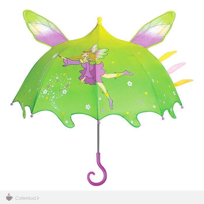 مدل چتر و بوت بچگانه