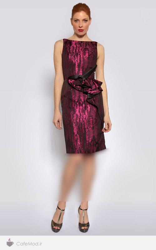 مدل لباس زنانه Carmen Marc Valvo