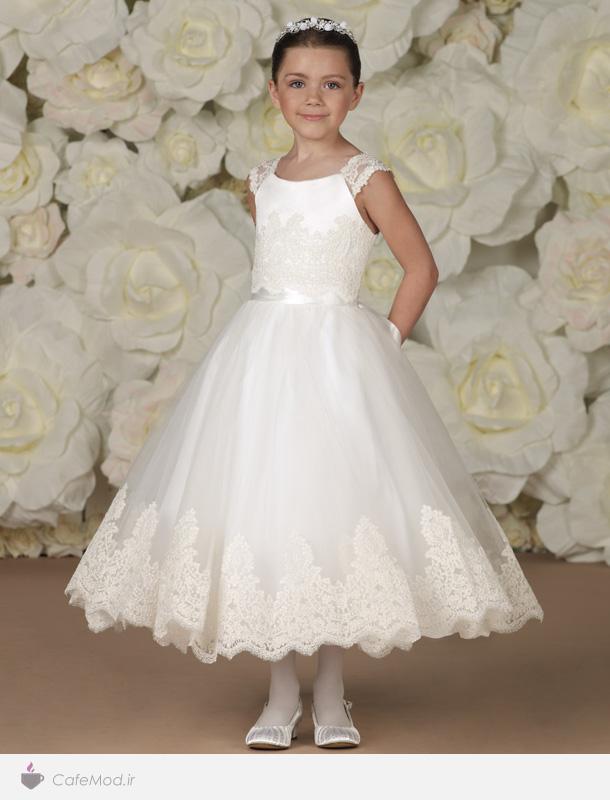 لباس عروس دخترانه