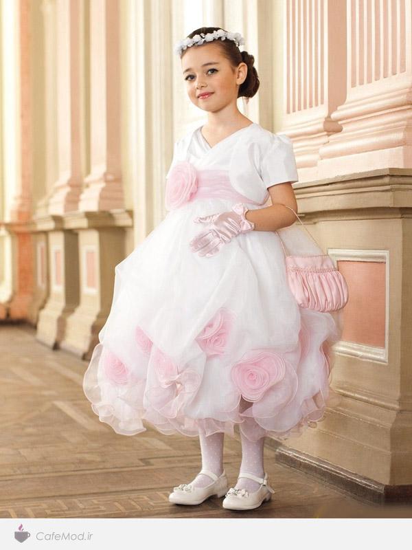 سري دوم لباس دخترانه Perlitta