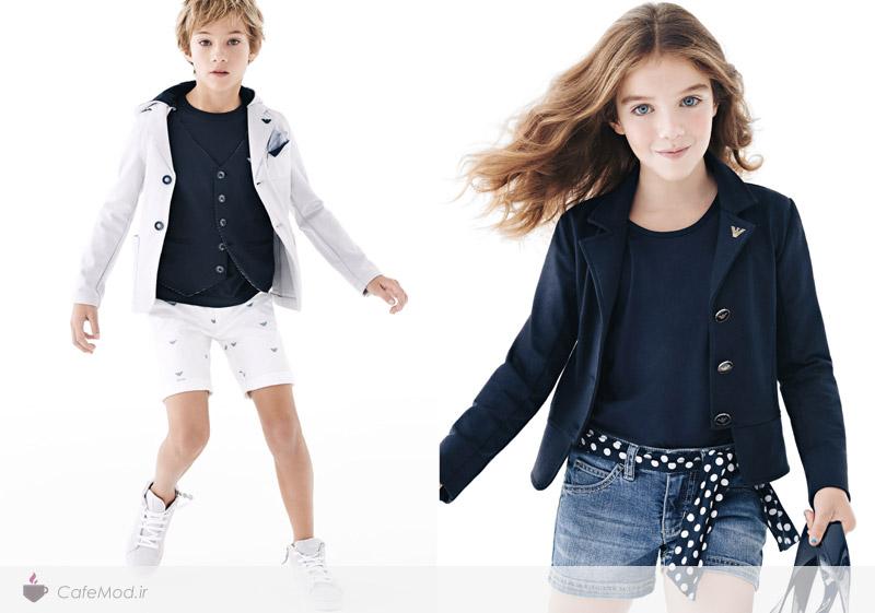 مدل لباس پسرانه و دخترانه
