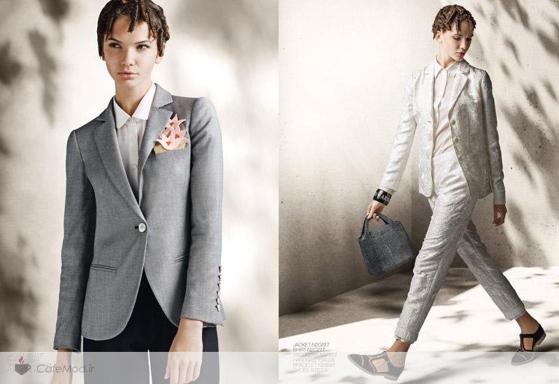مدل لباس مجلسی Armani