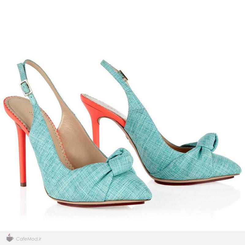 مدل کفش زنانه Charlotte Olympia