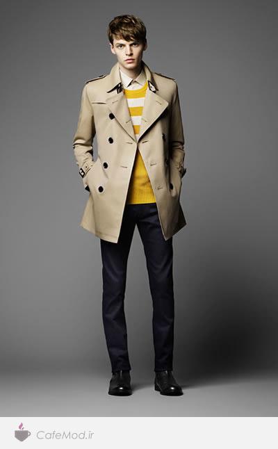 مدل لباس مردانه Burberry
