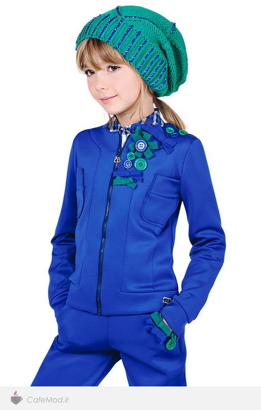 مدل لباس دخترانه Laura Biagiotti