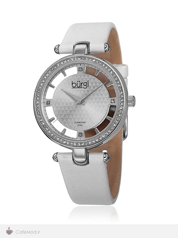 مدل ساعت Burgi