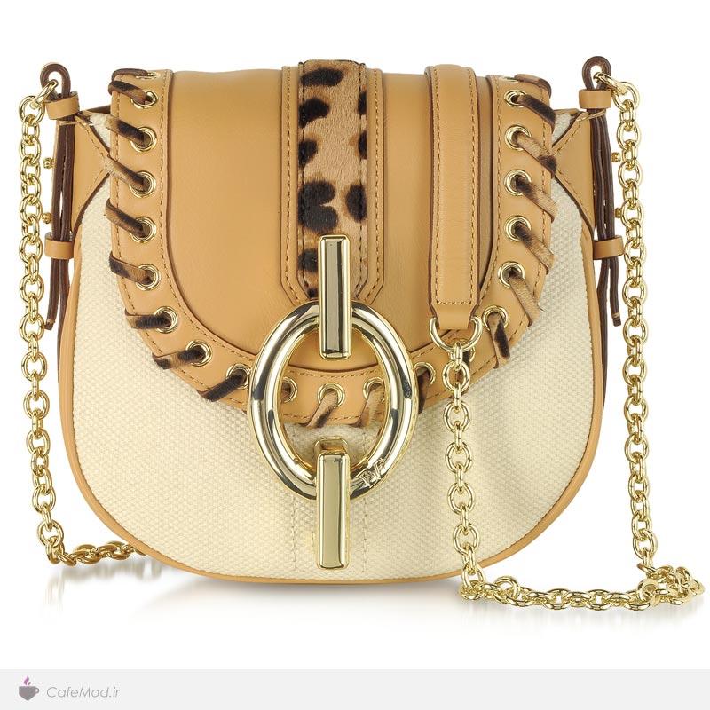 کیف برند Diane Von Furstenberg