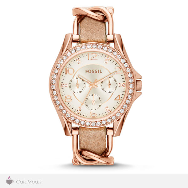 مدل ساعت زنجیر ، مارک : Fossil