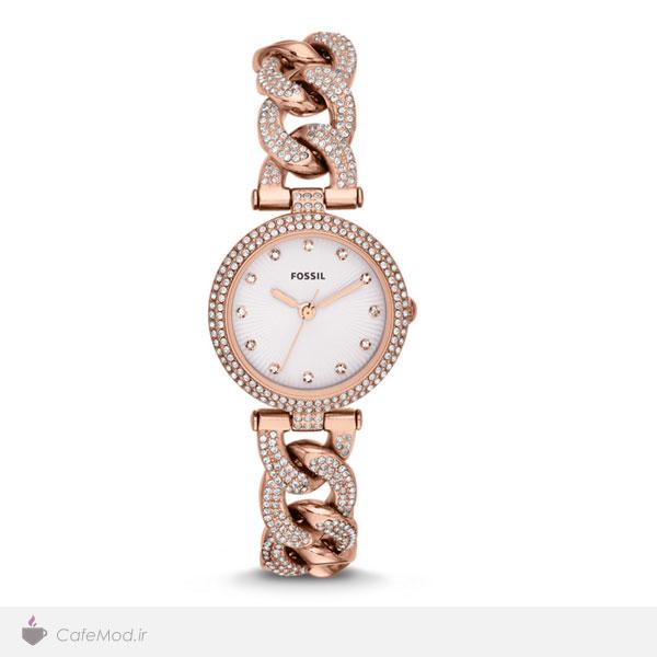 مدل ساعت شیک ، مارک : Fossil
