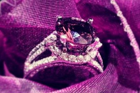 جواهرات بنفش اركيده اي 2