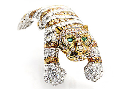 جواهرات Helene Rochas 6
