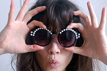عینک آفتابی متفاوت 2