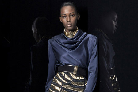 سری اول مدل لباس Balmain 12