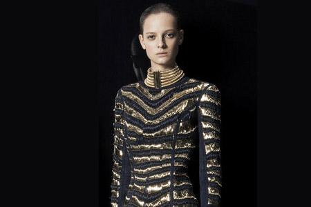 سری سوم مدل لباس Balmain 12
