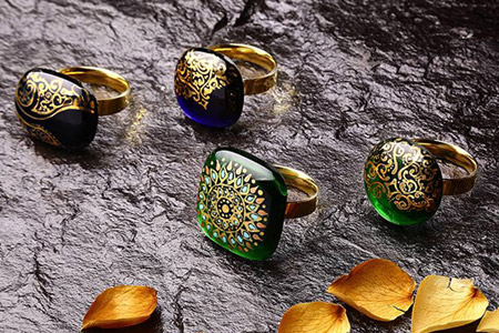 جواهرات دست ساز سارازی 1