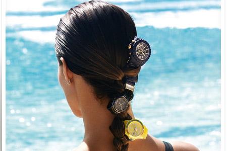 ساعت غواصی و شنا 1