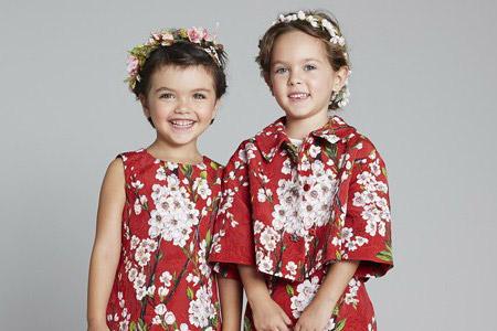لباس دخترانه Dolce & Gabbana 1