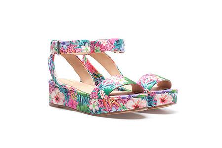 مدل کفش دخترانه Bershka 16