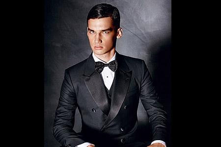 مدل کت و شلوار مردانه D&G 13