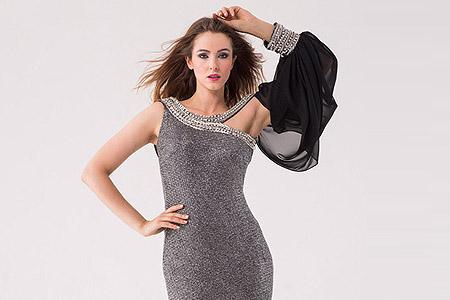 مدل لباس زنانه مجلسی Muzaffer 1