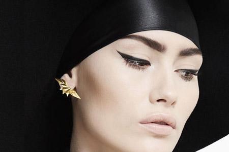 مدل گوشواره از Maria Black  8