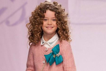 مدل لباس دخترانه Miss Blumarine 1