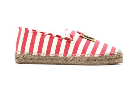 مدل کفش پارچه ای 1